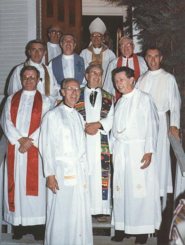 25th Anniversary Mass, 1980