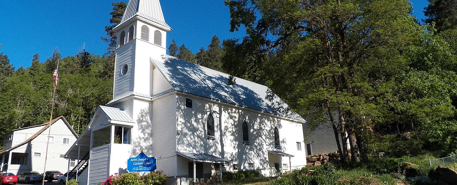 St. Joseph Church Exterior